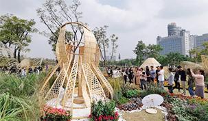 竹材在竹建筑设计中的使用手法研究-竹结构 竹装饰