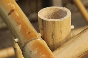 竹梁柱连接形式二