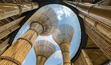 竹结构建筑荷载及作用效应计算