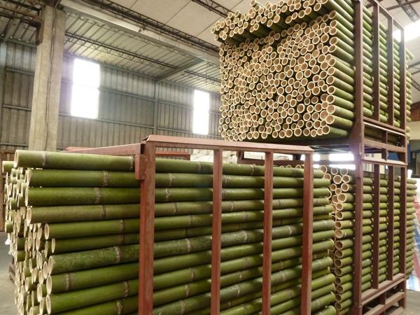 竹结构材料在建筑领域的应用