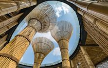 竹构建筑的美学分析
