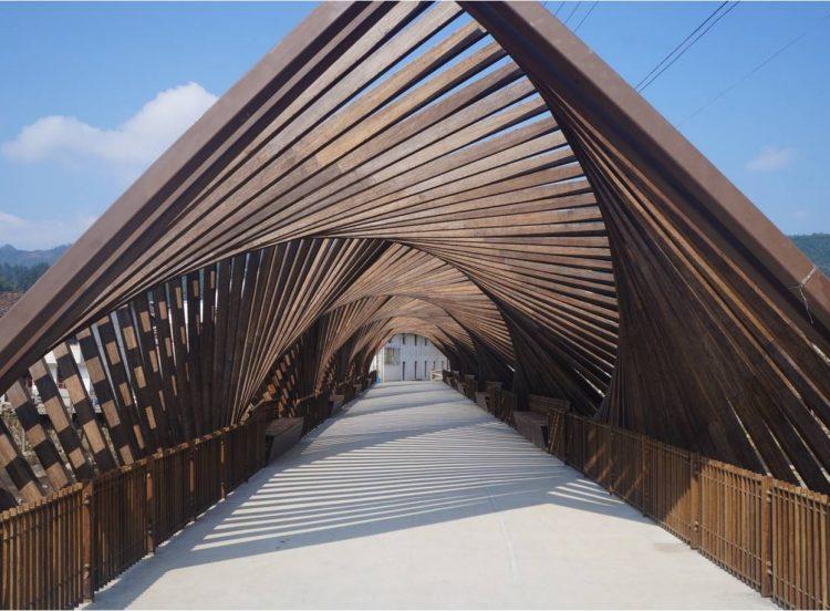 竹建筑防火与隔声设计
