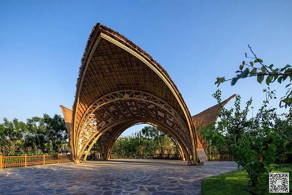 竹建筑是什么?竹建筑概念普及