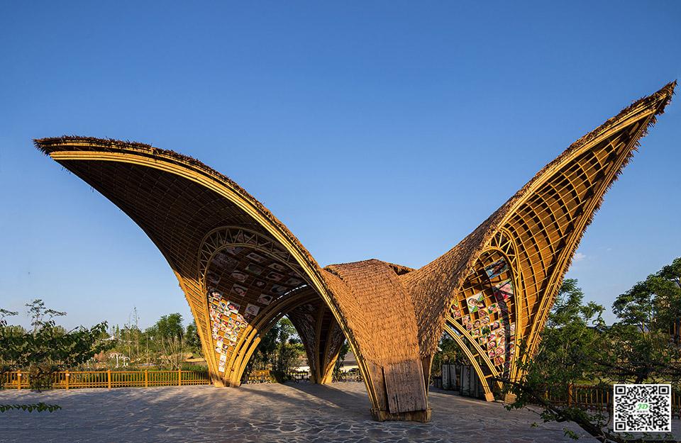 都说竹建筑实用性好的精彩绝伦?可好在哪里呢?