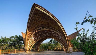 盘点国内叹为观止特色竹建筑 ,竟然如此巧夺天工!(上篇)