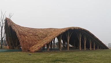 国内现代竹建筑保质期与水泥混凝土相比怎么样?
