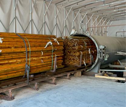 竹子这种天然而自然的原生材料,怎么做防虫防腐防霉呢?