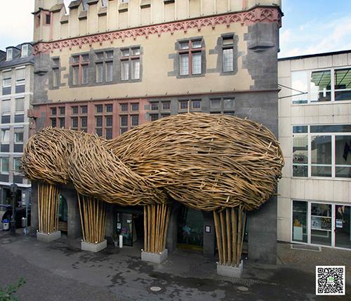 为什么世界各地建筑设计师青睐生态环保的竹构建筑呢?