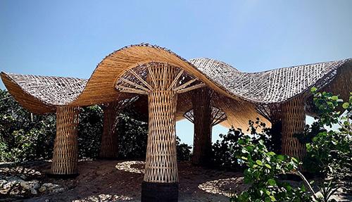 这样的特色竹建筑 文旅竹景观 项目您是否怦然心动 ?